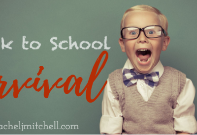 How To Stay Healthy with Back to School